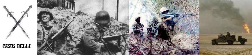 Casus Belli: El blog sobre historia militar