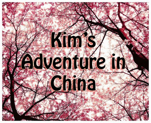 Kims Adventure In China