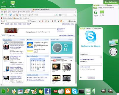 google chrome os. Google Chrome OS enabled