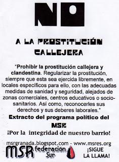 la que se avecina prostitutas prostitutas callejeras granada