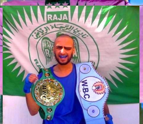 تأهل الملاكم الياباني الملقب الملك إدريس في بطولة العالم