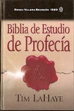 BIBLIA DE PROFECIAS RECOMENDADA
