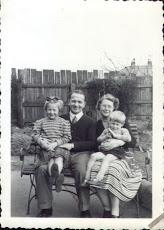 my 1950's family