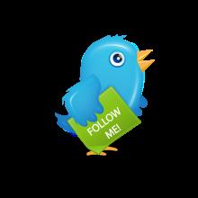 ¡ Sígame en Twitter !