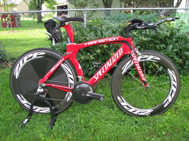 Specialized Transition Expert review - BikeRadar