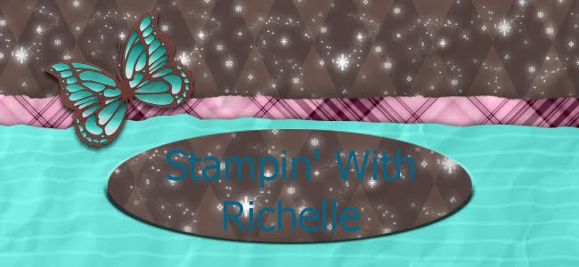 Stampin' With Richelle - Independant Stampin' Up! Demonstrator Perth Australia