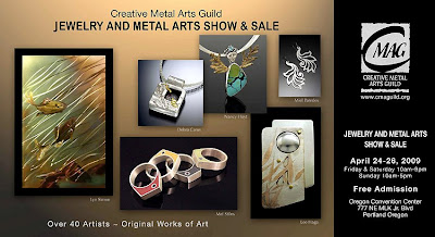 Creative Metal Arts Guild Portland