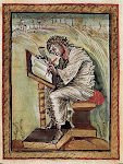 Find out how Medieval Manuscripts were made, by clicking on the Picture!