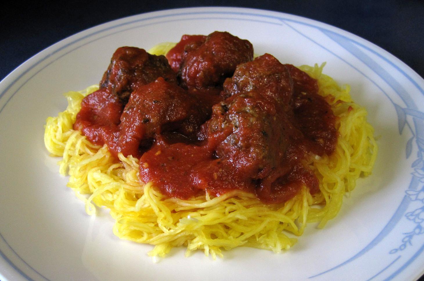 how to prepare spaghetti squash step by step