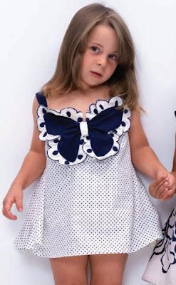 Elbiselerde kelebek modası
