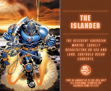 The Islander, The guardian Project