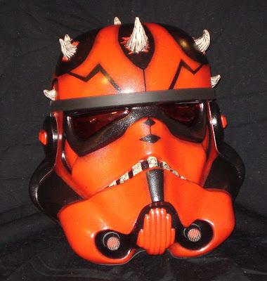 casque stormtrooper