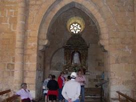 Interiores de San Bartolomé