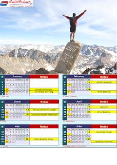 Agenda Semester I /2011