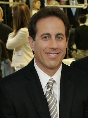 Jerry Seinfeld. with Jerry Seinfeld and
