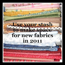 My Stash Challenge 2011