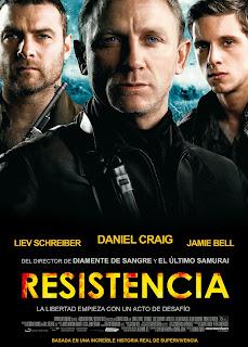 Resistencia (Defiance) Poster