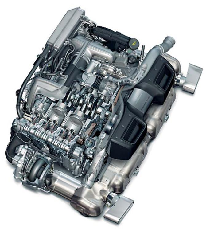 Porsche 911 Gts Engine: 917burger: Dezembro 2010