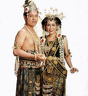 SERBA-CANTIK: Traditional Clothing central Java