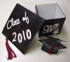 Graduation Cap Card Graduation Cap Card Box Graduation Cap Money