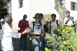Campo de Ecologia Humana na comunidade do Bairro Havaí - BH/MG