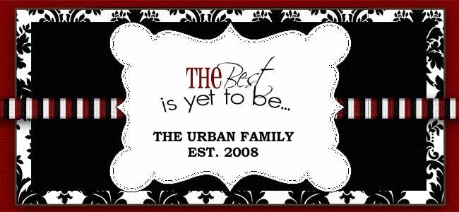 THE URBAN FAMILY