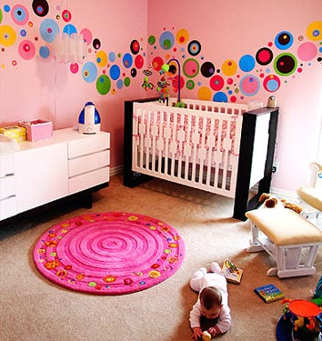 Baby Room on Those Circles Remind Me Of The Season 1 Winner Of Project Runway