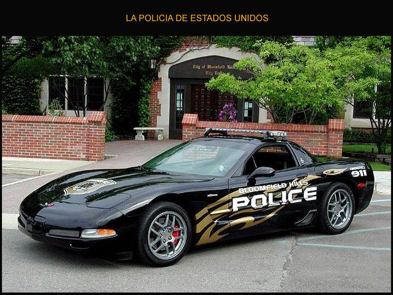 Coches De Policias