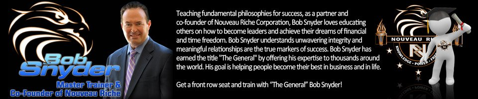 Nouveau Riche and Bob Snyder