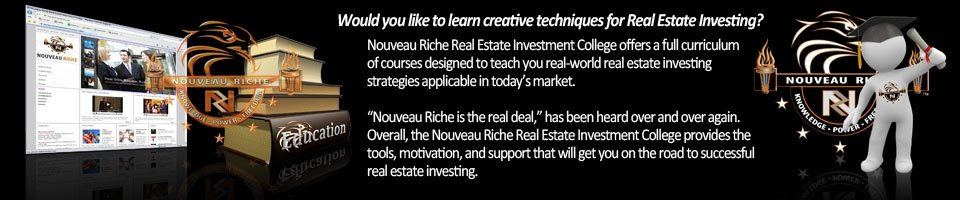 Nouveau Riche is NOT a Scam!