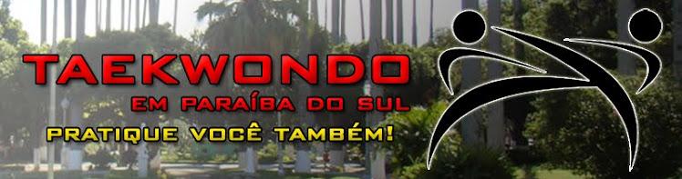 Taekwondo em Paraíba do Sul