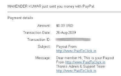 Paid.in Payment Proof