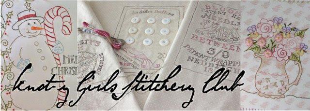 Knot-y Girl's Stitchery Club
