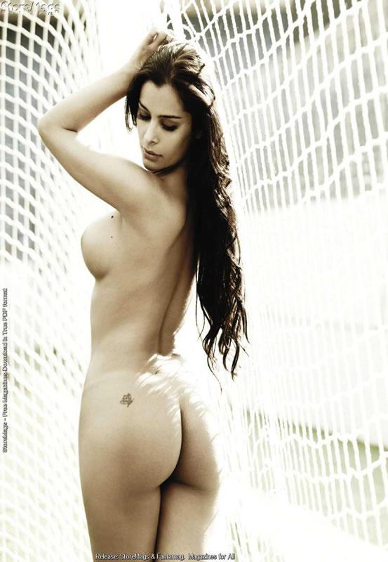 Playboy Larissa Riquelme Pelada