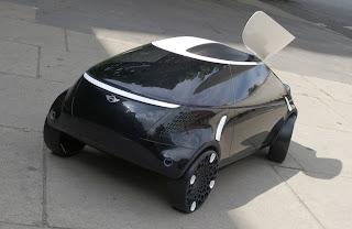 voiture du futur concours de design michelin sur la voiture lectrique du futur. Black Bedroom Furniture Sets. Home Design Ideas