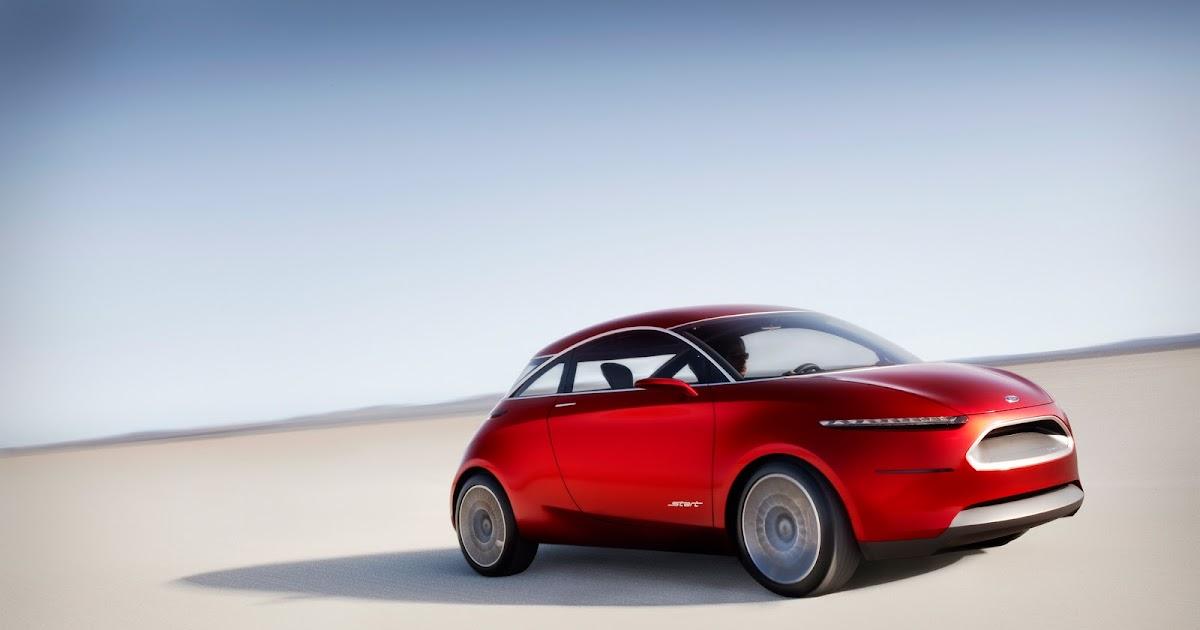 voiture du futur ford start un v hicule compact et malin pour la ville de demain. Black Bedroom Furniture Sets. Home Design Ideas