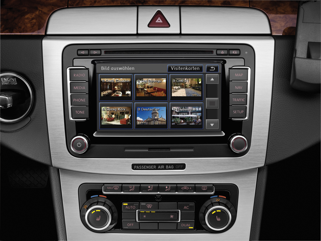 voiture communicante volkswagen teste la radio hybride. Black Bedroom Furniture Sets. Home Design Ideas