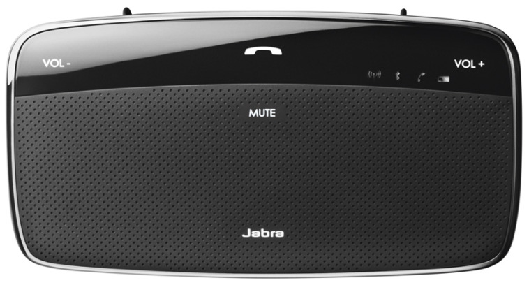 voiture communicante jabra lance le cruiser 2 un kit bluetooth nomade. Black Bedroom Furniture Sets. Home Design Ideas