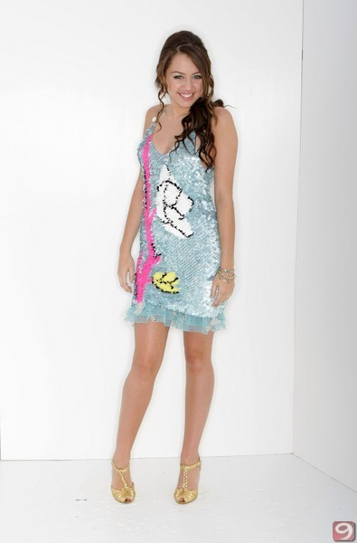 Miley Cyrus 2007 Teen Choice Awards stock photo : very sexy semi nude police women with handcuffs isolated on ...