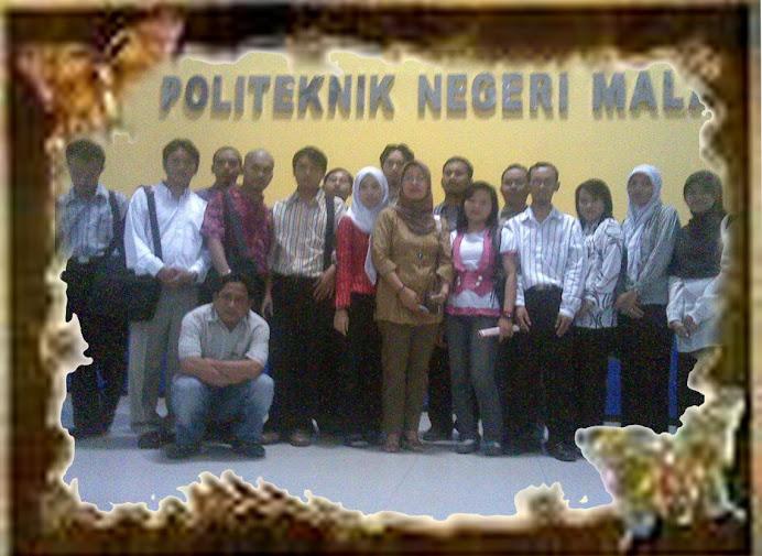Bersama Direktur Politeknik Ketapang