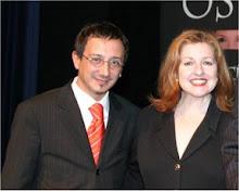 Arthur Bender e Melinda Davis