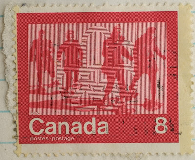 Rare Old Stamp Pictures 7