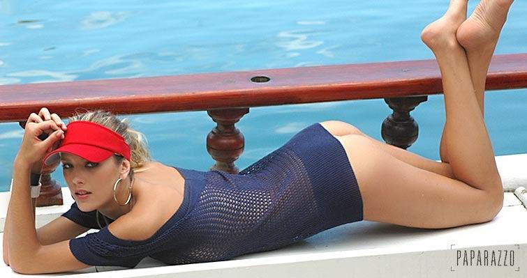 Gianne Albertoni desnuda. Fotos de playboy desnudas! Topless y sexy.