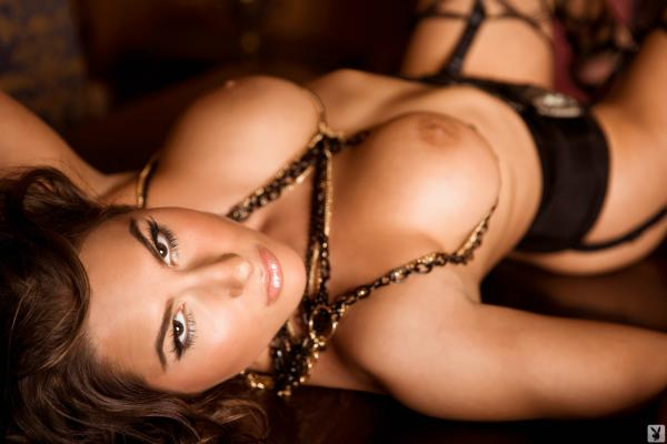 Ashley Dupre nude