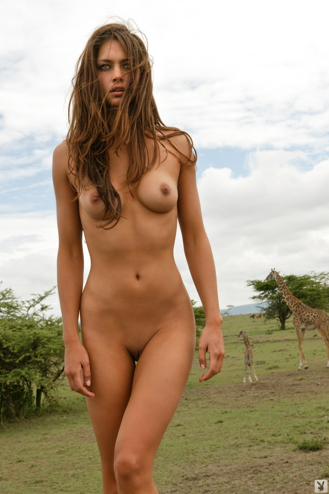 Супер фото голых самочек 22 фотография