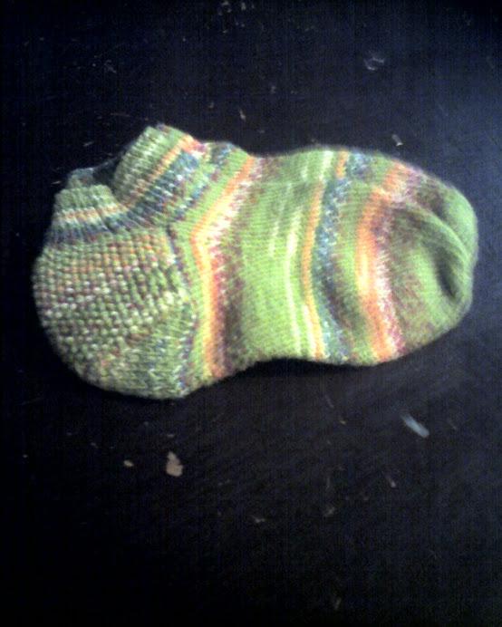1st Heeled Socks