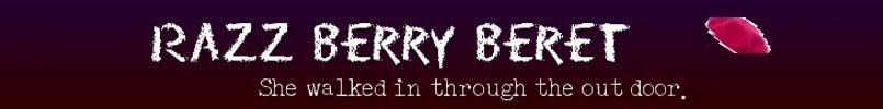 Razz Berry Beret