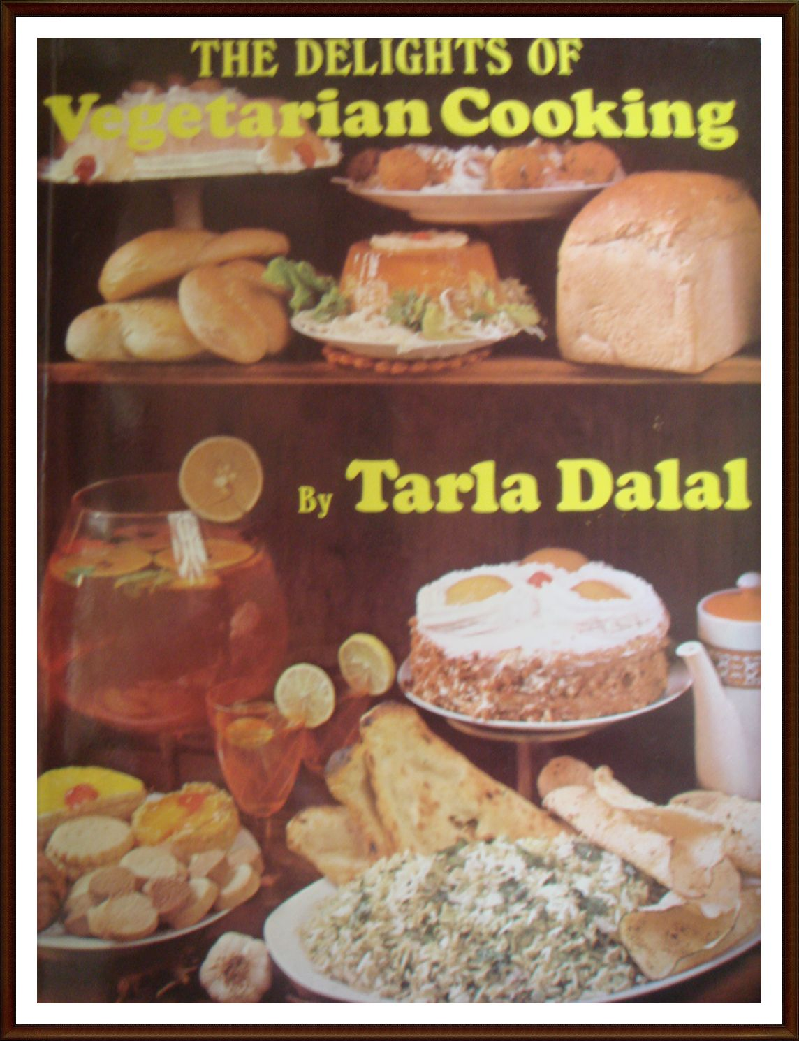 The delights of vegetarian cooking book review seduce your the delights of vegetarian cooking book review forumfinder Gallery
