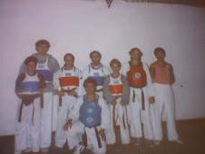 SENG DO Rosario equipo de competicion 1992