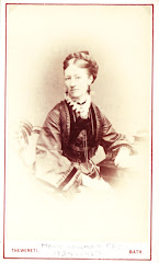 Mary Symonds (nee Lowman), 1837-1927, wife of  E20 George Symonds
